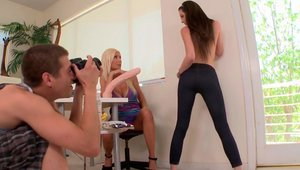 MILF Soup: Puma Swede together with Xander Corvus threesome