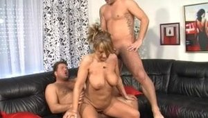 MILF raw ass pounded