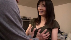 JAV very hot & natural housewife censored nailed rough