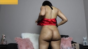 Solo big ass in stockings ebony female fucked all the way